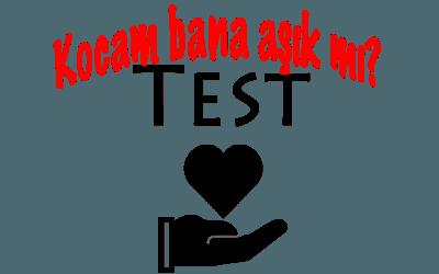Kocam Bana Aşık mı Testi Çözmek için Tıkla